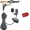 SpyPoint MIC-EEM External Microphone For Electronic Ear Muffs